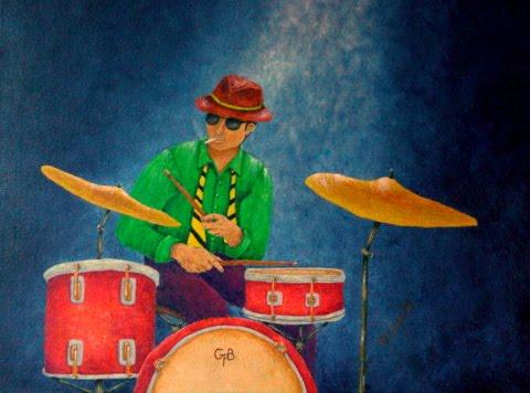 Jazz Drummer 3 3243x2406