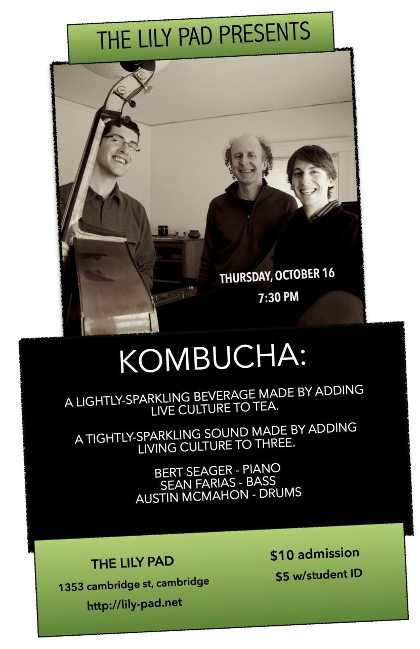 KOMBUCHA NEW 2014