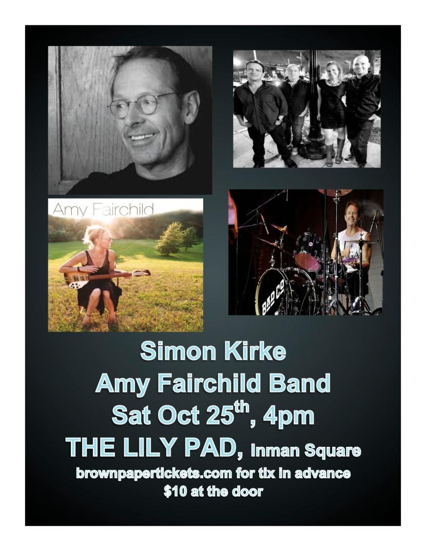 Simon Amy Lily Pad