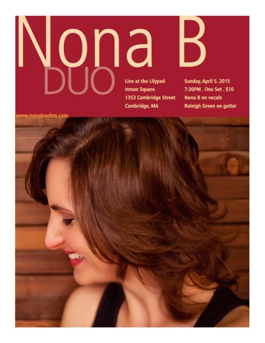 NONA B_flyer